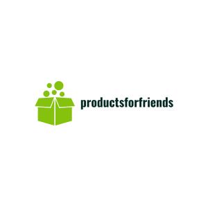 Logo Productsforfriends