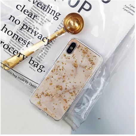 VBNM goudstukken Iphone hoes